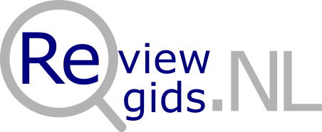 reviewgids logo op contact pagina. Kom in contact met Reviewgids. Adverteren op Reviewgids?