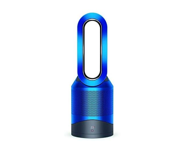 dyson pure hot+cool link luchtkoeler en luchtreiniger met hepa filter tafelventilator review