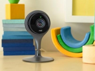 Nest cam babyfoon met camera