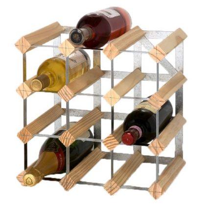 wijnrek en wijnkast kiezen en kopen