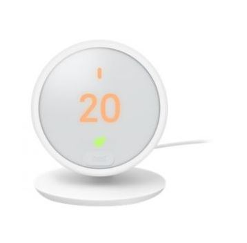 Google nest e learning thermostat slimme thermostaat met smartphone app works with nest