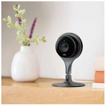 Nest cam babyfoon met ip camera voor smartphone