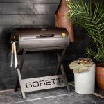 boretti barilo houtskool barbecue