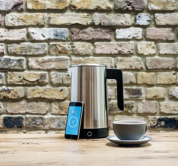 iKettle wifi slimme waterkoker met smartphone app