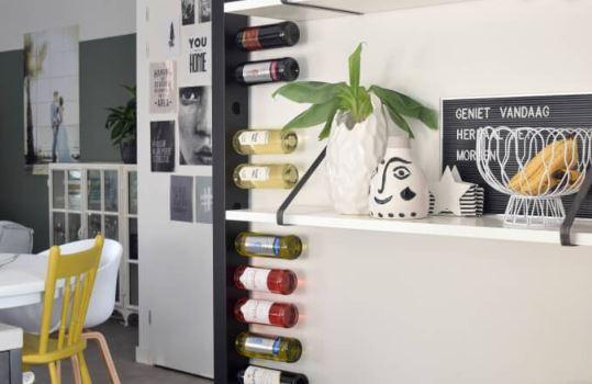wijnpaal, wijnmeubel, wijnrekken en wijnkasten kiezen en kopen