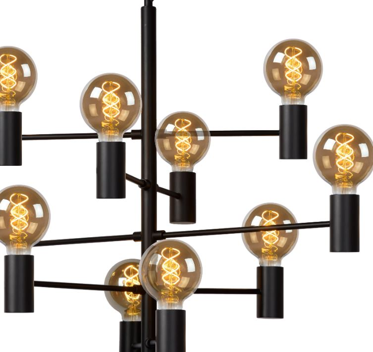 hanglamp lucide leanne plafondlamp