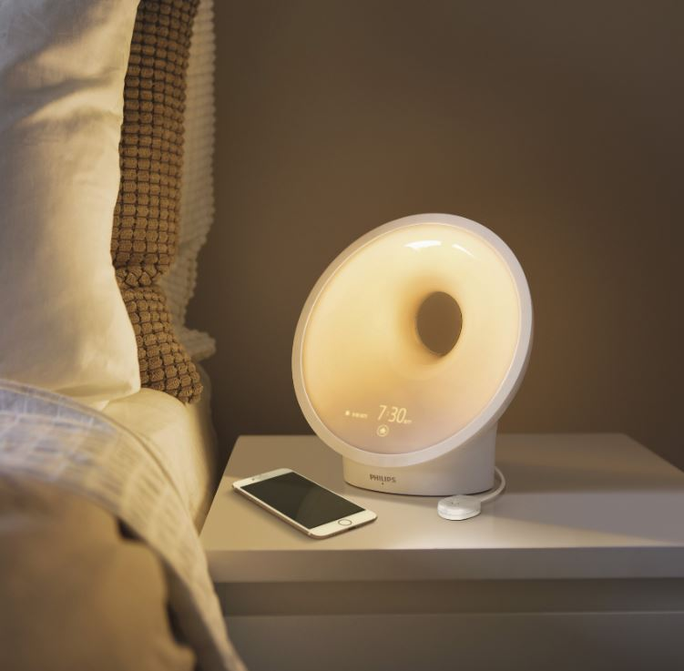 philips somneo connected wake up light