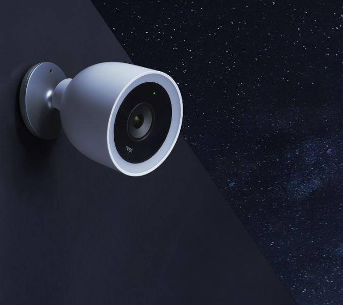 nest cam iq outdoor ip camera met nest aware app