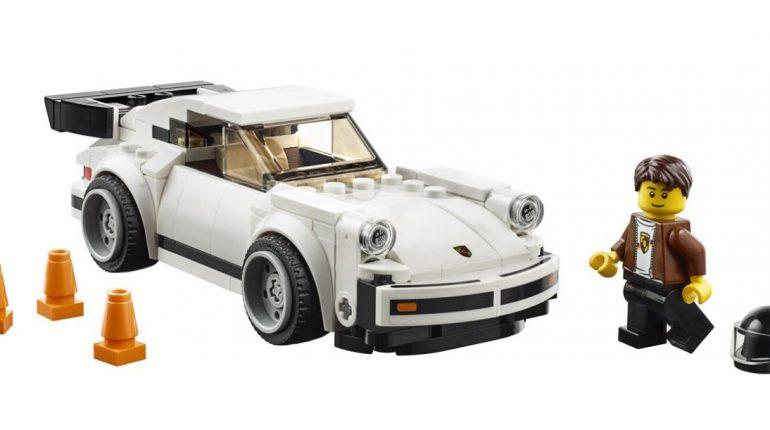 Lego Speed Champions racewagen raceauto replica bouwset