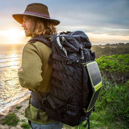 goal zero zonne-energie lader nomad plus 7 zonnepaneel outdoor usb venture 30 powerbank