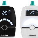 babymoov premium care babyfoon audio babyphone baby monitor dect babyfoon walkie-talkie long range storingsvrij radiofrequentie review