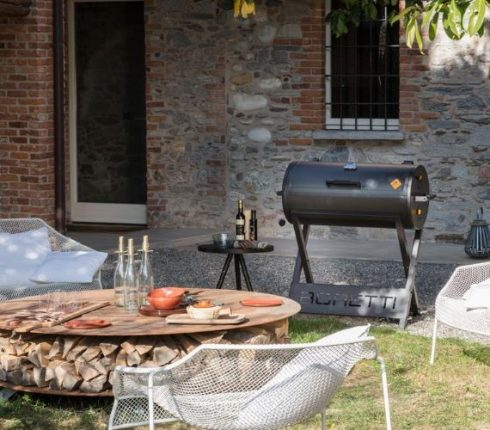 boretti bbq barilo houtskool barbecue gietijzer 3 grill compartimenten poedercoating met thermometer barbeque review