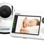 luvion essential babyfoon met camera wifi beeld babyfoon digitaal babymonitor draadloos met vox