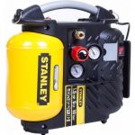 stanley compressor dn 200 10bar airboss draagbare luchtcompressor draagkoffer olievrij review
