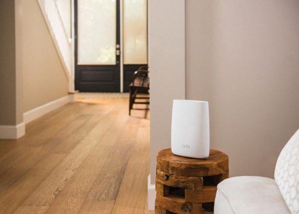 multiroom wifi voor thuis netgear orbi rbk53 mesh internet set voor thuiswerken