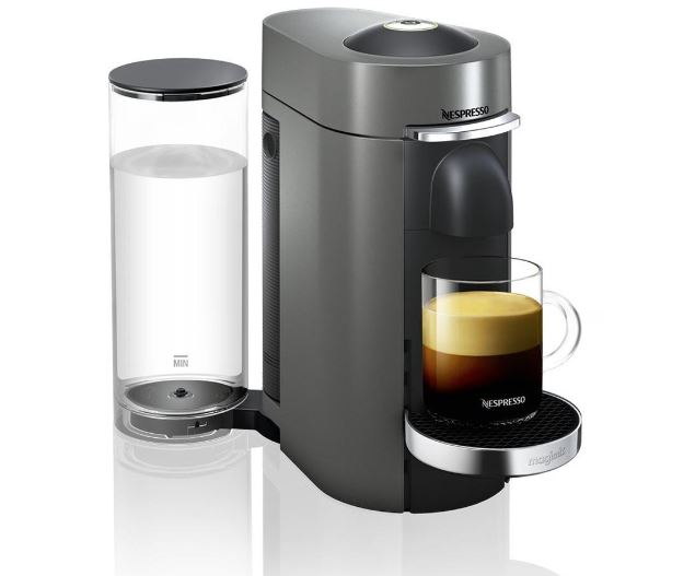 koffiemachine kiezen en kopen. nespresso vertuo koffiemachine review krups magimix vertuo plus koffiesysteem capsules koffie capsules beoordeling
