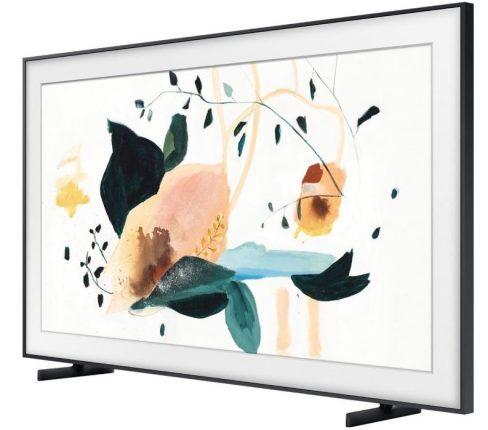 samsung tv the frame ls03t model series breedbeeld qled flatscreen televisie smart tv smartthings app review