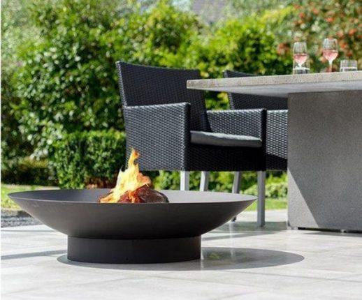vuurschaal kopen rvs design vuurschaal beste vuurschaal review vuurschaal kiezen outdoor tuinverwarming