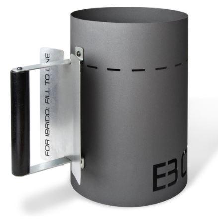 boretti barbecue snelstarter bbq brikettenstarter klein metaal