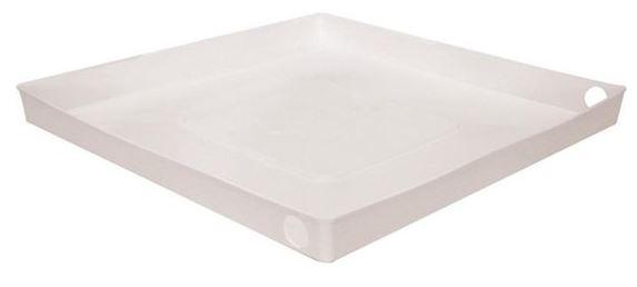 lekbak voor wasmachine vaatwasser vaatwasmachine universeel goedkope lekbak met gaten voor water afvoerslang toevoerslang afmetingen