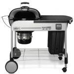 weber gourmet system gbs houtskool barbecue touch-n-go review met elektrische gasontsteking