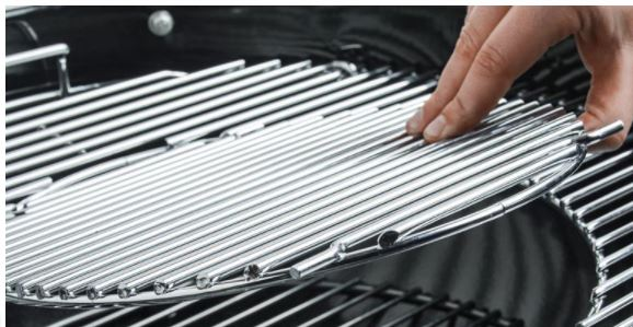 weber performer touch-n-go barbecue gbs houtskool review beste barbecues op houtskool test